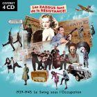 CD Les Zazous font de la r�sistance - 1939-1945, le swing sous l'Occupation, de Johnny Hess, Andrex, Ir�ne De Tr�bert...