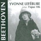 Beethoven/Weber ; Lefébure recital
