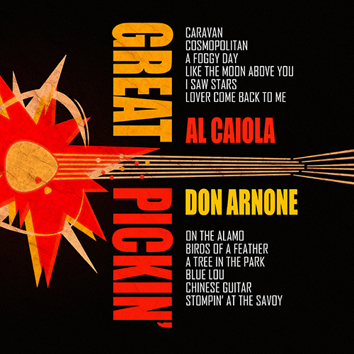 CD Great pickin', de Al Caiola, Don Arnone