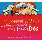 Je fais de la musique avec Henri Dès   Dès, Henri (1940-....). Interprète