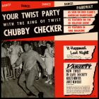 Achat CD Your twist party with the king of twist, de Chubby Checker