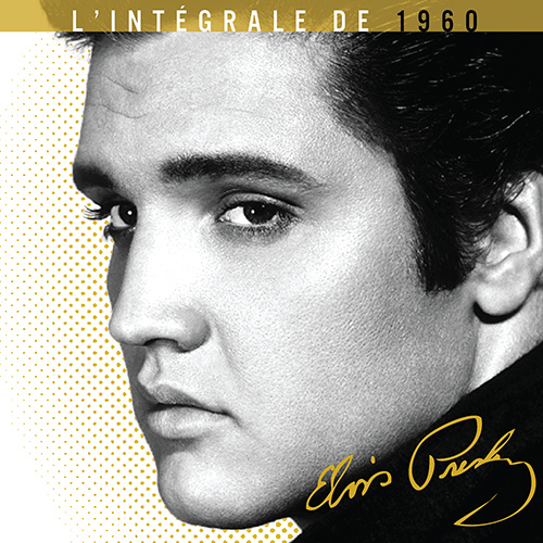 Achat CD L'int�grale de 1960 - 2 CD, de Elvis Presley