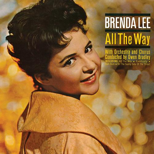 Achat CD All the way, de Brenda Lee