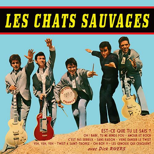 Achat CD Les Chats sauvages, de Les Chats sauvages