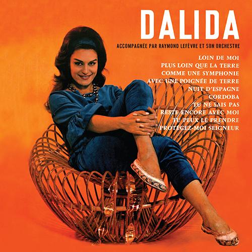 Achat CD Dalida accompagn�e par Raymond Lef�vre et son orchestre, de Dalida, Raymond Lef�vre et son orchestre
