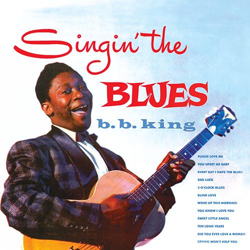 Achat CD Singin' the Blues, de B.B. King