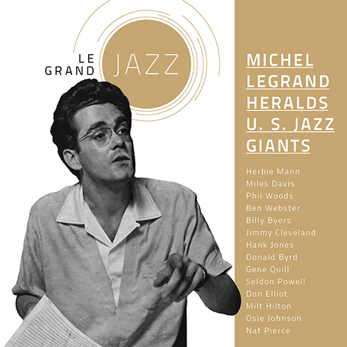 Achat CD Le Grand Jazz, de Michel Legrand