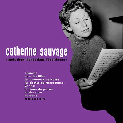 Achat CD Mets deux thunes dans l'bastringue  , de Catherine Sauvage