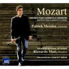 Mozart - concerto pour clarinette k.622 - quintette avec clarinette k.581