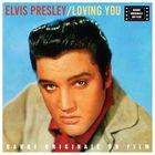 CD Loving You (Amour fr�n�tique), de Elvis Presley