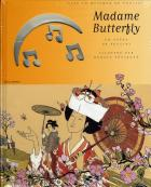 jaquette CD Madame Butterfly