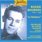 Bourdin - Bourdin, Roger : Le bonheur