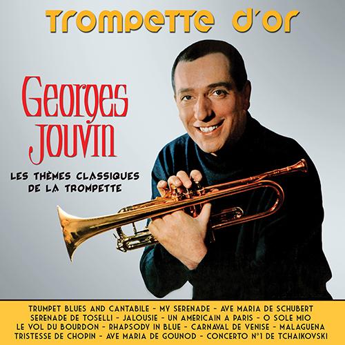 Achat CD Trompette d'or, les th�mes classiques de la trompette, de Georges Jouvin