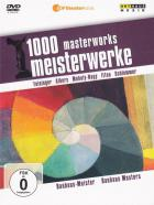 1000 masterworks the great museums : Bauhaus masters