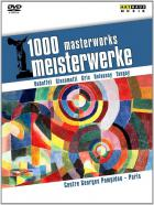 1000 masterworks the great museums : centre Georges Pompidou