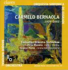 Bernaola - oeuvres orchestrales