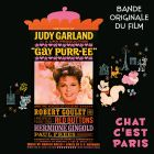 CD Gay Purr-ee (Chat c'est Paris), de Judy Garland, Robert Goulet, Red Buttons...