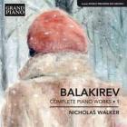 Balakirev - oeuvres pour piano (integrale - Volume 1)