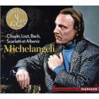 Chopin, Liszt, Bach, Scarlatti & Albeniz   Michelangeli, Arturo Benedetti. Musicien
