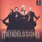 Mendelssohn - quatuor à cordes op.13 - quatuor à cordes op.44/1 - quatuor à cordes op.80