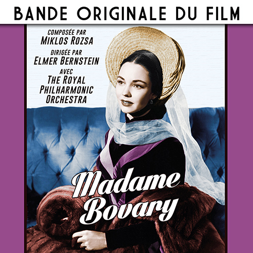 CD Madame Bovary, de The Royal Philarmonic Orchestra