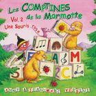 Les comptines de la marmotte Vol 2: Une souris rose
