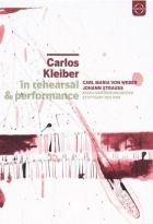 Von Weber - Carlos Kleiber - en répétition & sur scène