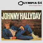 CD Olympia 64, de Johnny Hallyday, Joey and The Showmen, Grand Orchestre de Daniel Janin...