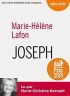 Joseph : suivi d'un entretien avec l'auteur | Lafon, Marie-Hélène (1962-....). Auteur