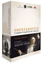 Chostakovitch : Intégrale des symphonies & concertos / Salle Pleyel, 2013 - 2014
