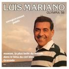 jaquette CD Luis Mariano - Olympia 58