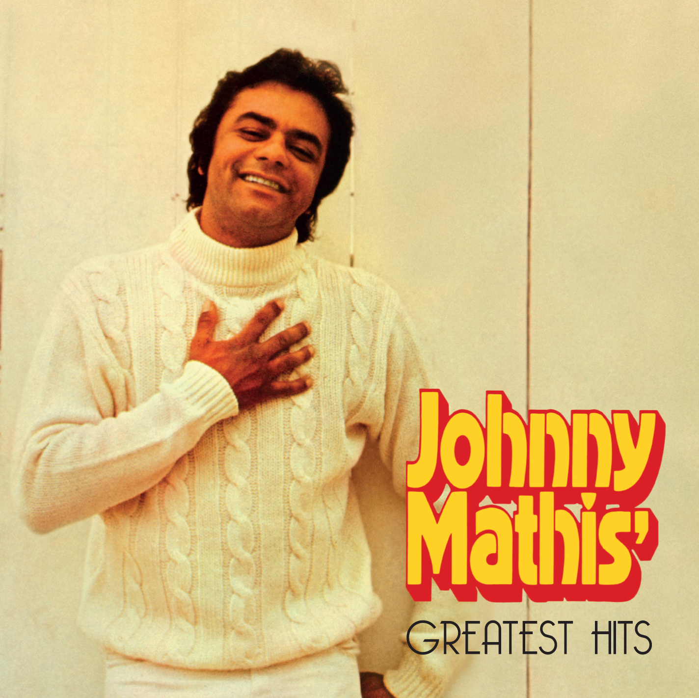 CD Johnny Mathis' Greatest Hits, de Johnny Mathis
