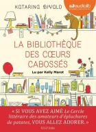La bibliothèque des coeurs cabossés / Katarina Bivald | Bivald, Katarina (1983-....). Interprète