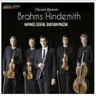 Brahms - clarinet quintets