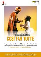 Mozart : Cosi fan Tutte / Festival de Salzbourg, 1983