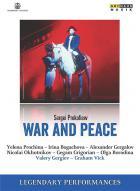 Prokofiev : Guerre et Paix / Théâtre Mariinski, 1991