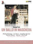 Verdi : Un bal masqué / Festival de Salzbourg, 1990