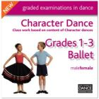 Grades 1-3 Character Dance