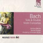 Bach - concertos pour violon