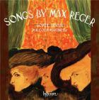 Reger - Reger : Mélodies. Bevan, Martineau.