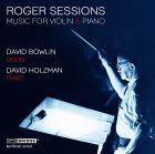 Sessions - musique pour violon et piano