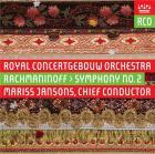 Rachmaninov - symphonie n°2 en mi mineur, op.27