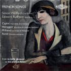 Caplet - chansons françaises. de la belle époque aux années folles