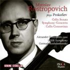 Prokofiev - Mstislav Rostropovich joue Prokofiev |