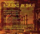 Pergolèse - Pergolesi: Adriano in Siria