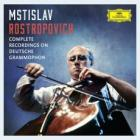Rostropovich - complete recordings on Deutsche Grammophon, Decca and Philips