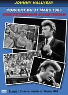 Johnny Hallyday : Concert du 31 mars 1963 au Concertgebouw d'Amsterdam