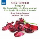 Meyerbeer - chants - Volume 2