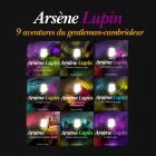 Arsène lupin - 9 aventures du gentleman-cambrioleur