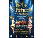 Fête de la St Patrick et de la Bretagne : 10th anniversary tour